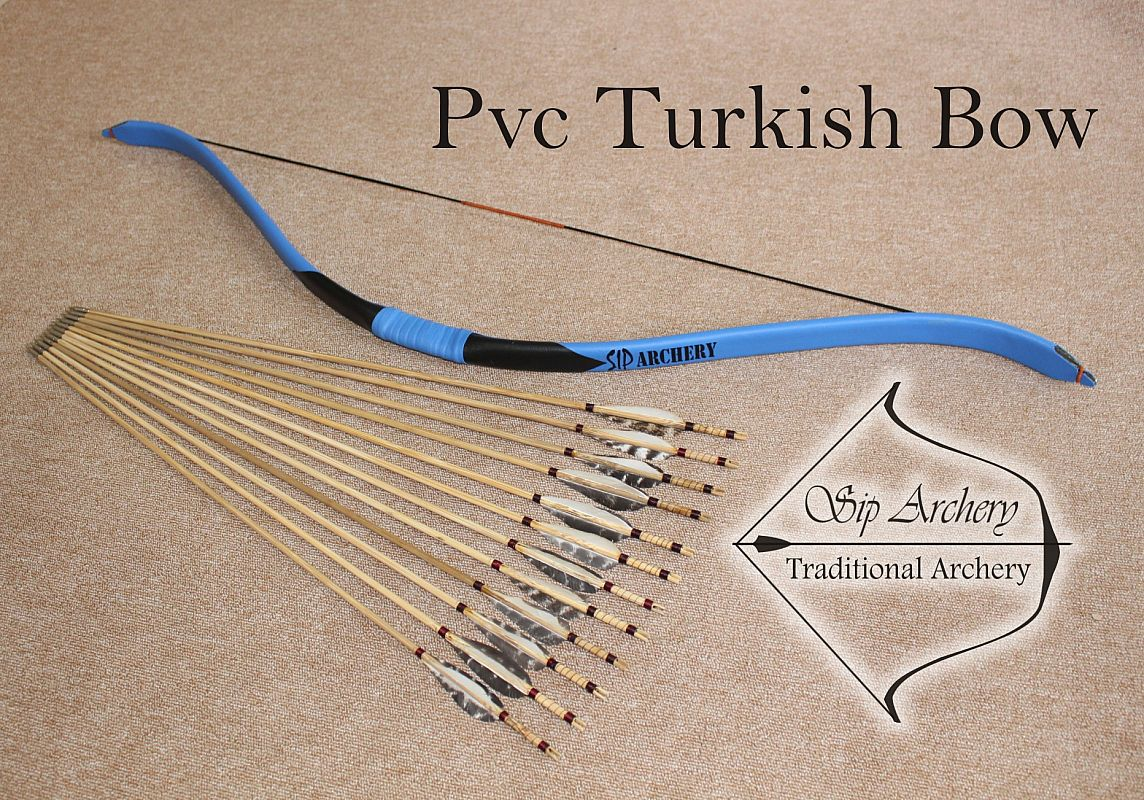pvc turkish bow